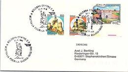 ITALIA.  MOSTRA LA POSTA GUERRA 1943/1945 BOLOGNA 1995 - WW2 (II Guerra Mundial)