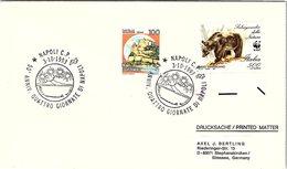 ITALIA.  50° ANNIVERSARIO QUATTRO GIORNATE DI NAPOLI NAPOLI 1993 - Seconda Guerra Mondiale