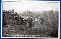 Vorgeschobener Infanterieposten - War 1914-18