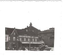 Photo Ancienne - WATERLOO - Grand Hôtel Du Lion (FORMAT 7X6 CM) - Lieux