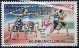 Nouvelle-Calédonie 2019 - Athlétisme, Handisport, Handicapés - 1 Val Neuf // Mnh - Nuevos