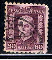 TXÉCOSLOVAQUIA 71 // YVERT 218 // 1926-28 - Tchécoslovaquie