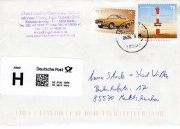 Brief Von 13503 Berlin Mit 160 Cent Mischfrankatur 2019 - BRD