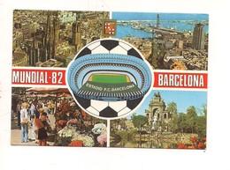 M8977 SPAGNA BARCELLONA MONDIALI CALCIO 1982 STADIO VIAGGIATA - Barcelona
