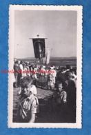 Photo Ancienne - Plonévez-Porzay Finistère SAINTE ANNE LA PALUD - Enfant Scout - 1948 - Folklore Breton Bretagne Coiffe - Lieux