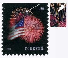 Etats-Unis / United States (Scott No.4869 - Feux D'artifice / Fireworks) (o) From - Carnet / Booklet - Verenigde Staten