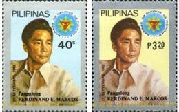 Ref. 313298 * MNH * - PHILIPPINES. 1982. PRESIDENT MARCOS . PRESIDENTE MARCOS - Célébrités