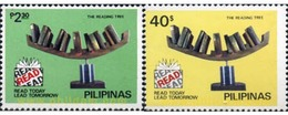 Ref. 313303 * MNH * - PHILIPPINES. 1982. LECTURA DIARIA - Arts