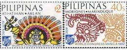 Ref. 313304 * MNH * - PHILIPPINES. 1982. SKAL - CONGRESO MUNDIAL EN MANILA - Contes, Fables & Légendes