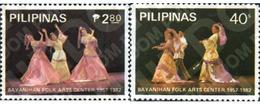 Ref. 313305 * MNH * - PHILIPPINES. 1982. CENTRO DE ARTE - Musique