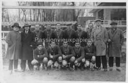 PHOTO  BILLANCOURT FOOTBALL EQUIPE CHAMPION 1930 - Calcio