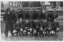 PHOTO  BILLANCOURT FOOTBALL EQUIPE CHAMPION 1930 (2) - Calcio