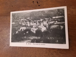 Cartolina Postale 1924, Santa Sofia, Panorama Da Ponente - Cesena