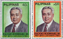 Ref. 313309 * MNH * - PHILIPPINES. 1983. FAMOUS PEOPLE . PERSONALIDAD - Filipinas