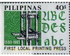 Ref. 313312 * MNH * - PHILIPPINES. 1983. IMPRENTA - Philippines