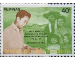 Ref. 313327 * MNH * - PHILIPPINES. 1983. AGRICULTURAL TRANSFORMATION . REFORMA AGRARIA - Agricultura