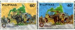 Ref. 30551 * MNH * - PHILIPPINES. 1983. 50 ANIVERSARIO DE LA UNIVERSIDAD XAVIER - Fútbol