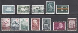 Finland 1961 - Year Set Complete, Mi-Nr. 531/42, MNH** - Finland