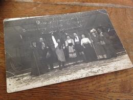 IM RIESENGEBIRGE - ERINNERUNG AN ... - 1909 - THEATER - FOLKLORE - KOSTUEME - Anonieme Personen
