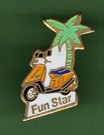 SCOOTER *** FUN STAR *** 1032 (10) - Motos