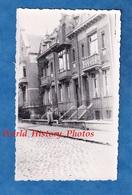 Photo Ancienne Snapshot - MONS En BAROEUL ( Nord ) - Belle Maison à Identifier - 1923 - Architecture Immeuble Patrimoine - Lieux