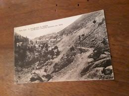Cartolina Postale 1928, Valle Roia, S. Dalmazzo Di Tenda, La Miniera - Nizza