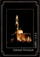 !  Postcard From Dubai, Zabeel Mosque, 1985, United Arab Emirates, Trucial States - Emirati Arabi Uniti