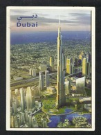 United Arab Emirates Dubai Aerial View Dubai View Card U A E - Dubai