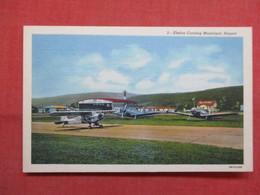 Elmira Corning Municipal Airport New York    Ref 3500 - NY - New York
