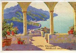 Campania - Salerno - Ravello - Hotel Palumbo - - Salerno