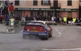 Sébastien Loeb -  Citroen Xsara WRC  - Rallye Monte-Carlo 2005   -  PHOTO 15x10cms - Rally Racing