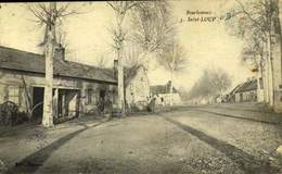 03 SAINT LOUP .... BOURBONNAIS/ A 494 - Autres Communes