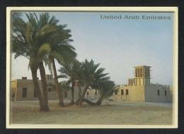 United Arab Emirates Impression Of Arab Village Picture Postcard U A E View Card - Dubai