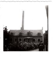Belgique - Ancienne Photo BELOEIL  - Brasserie Roy Rue Durieu (8,5x8,5 Cm) - Lugares