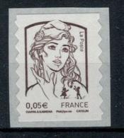 016 - Timbre AutoAdhésif – France Neuf 2013 – AA848 - Très Bon état - Adhesive Stamps