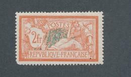 FRANCE - N°YT 145 NEUF* AVEC CHARNIERE - COTE YT : 55€ - 1907 - 1900-27 Merson