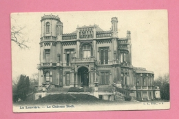 C.P. La Louvière  = Château  BOCH - La Louvière