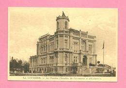 C.P. La Louvière  = La  CLOSIERE  :  Chambre  De  Commerce Et  D'  Industrie - La Louvière
