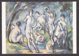 PC121/ CEZANNE, *Les Baigneurs*, Bâle, Galerie Beyeler - Pittura & Quadri