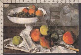 PC128GF/ CEZANNE, *Compotier, Verre Et Pommes*, Collection Privée - Pittura & Quadri