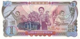 KOREA P. 18e 1 W 1978 UNC - Corée Du Nord