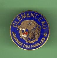 MARINE CLEMENCEAU *** JOURNEE DES FAMILLES *** 1032 (10) - Militares