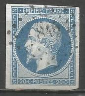 FRANCE - Oblitération Petits Chiffres LP 846 CHEVAGNES (Allier) - Marcofilie (losse Zegels)
