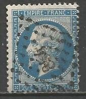 FRANCE - Oblitération Petits Chiffres LP 854 CHINON (Indre & Loire) - 1849-1876: Klassik