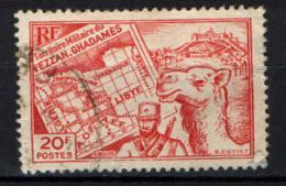 FEZZAN - 1946 - CARTA DEL FEZZAN E MEHARISTA - USATO - Used Stamps