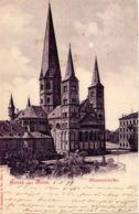 CPA AK Bonn- Munsterkirche GERMANY (883640) - Bonn