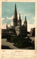CPA AK Bonn- Munsterkirche GERMANY (883660) - Bonn