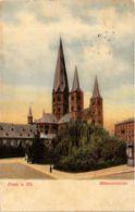 CPA AK Bonn- Munsterkirche GERMANY (883681) - Bonn