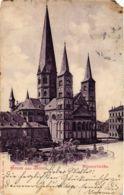 CPA AK Bonn- Munsterkirche GERMANY (883685) - Bonn