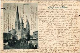 CPA AK Bonn- Munsterkirche GERMANY (883764) - Bonn